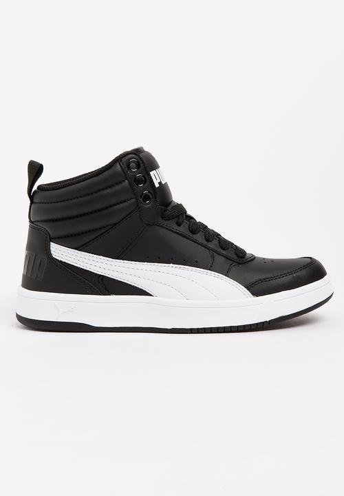 dab258900e71 Puma Rebound Street V2 Sneaker Black PUMA Shoes