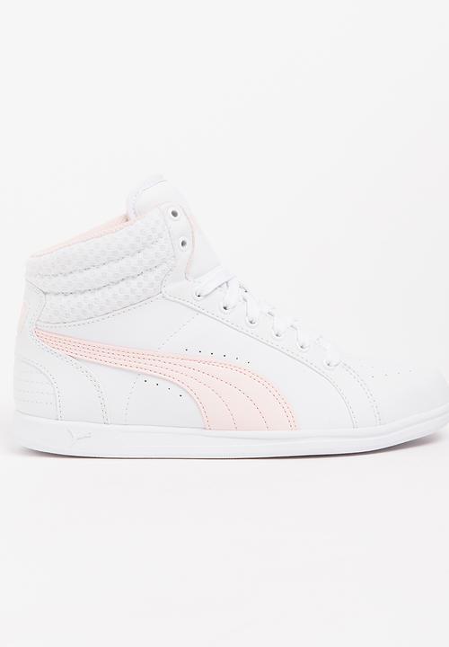 Sneaker White Mid Shoes Puma V2 Ikaz HwpxRU