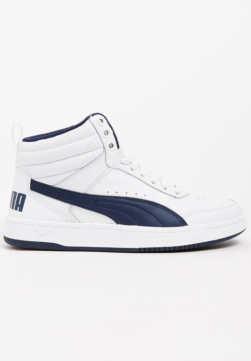 7ee0e9bb1c3b Puma Rebound Street V2 Sneaker White PUMA Shoes