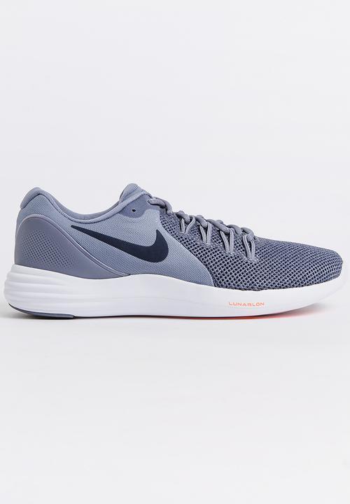 690cfee0780f Nike Lunar Apparent Runners Pale Purple Nike Trainers