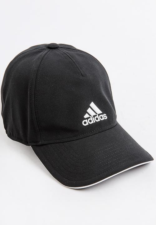 2940f5df3d7b C40 5 Panel Climalite Cap Black adidas Performance Headwear ...