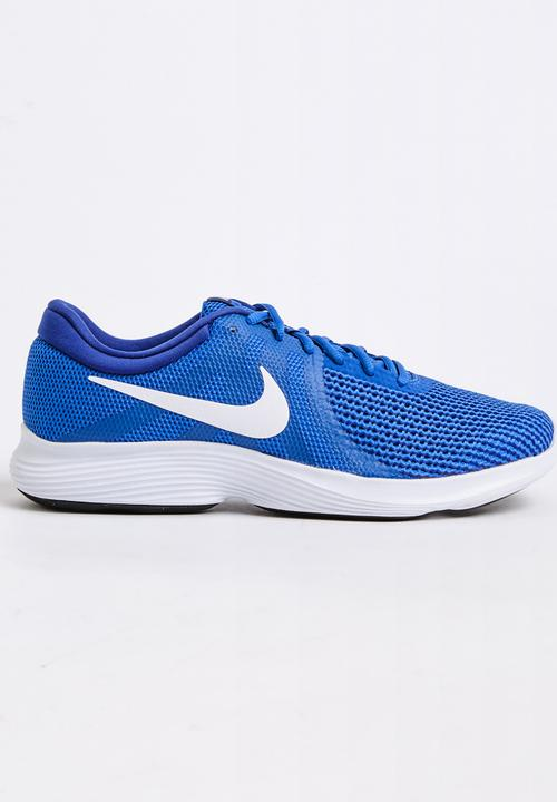 best cheap 44f48 5fde6 Nike - Nike Revolution 4 Runners Blue