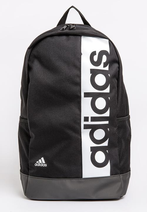 8d133296268f adidas Linear Performance Backpack Black adidas Performance Bags ...