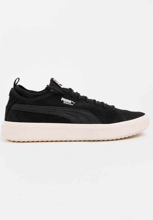 0cad65c4a34 Breaker Mesh Sneakers Black PUMA Sneakers
