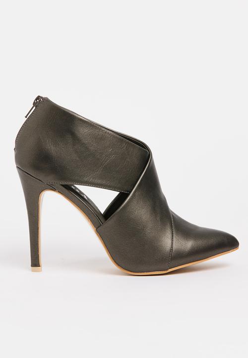 a32238e7c160 Stiletto Heels Dark Grey Jada Heels | Superbalist.com