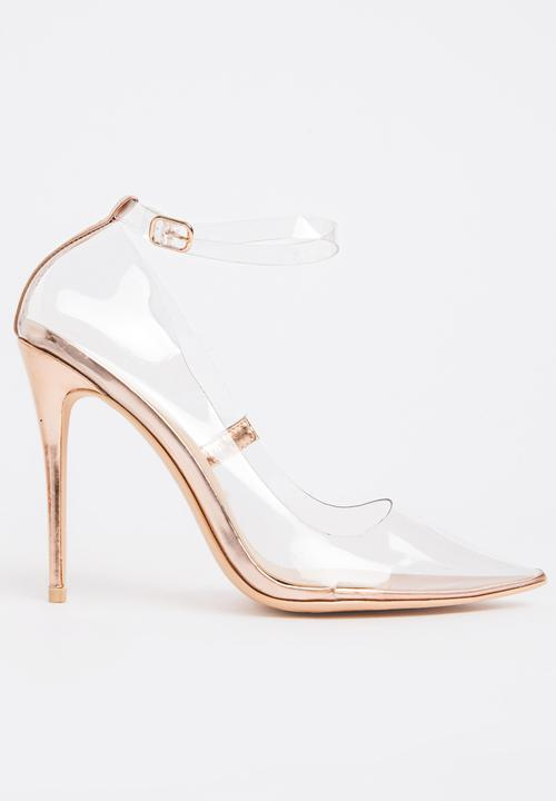 f180a64fe58 Provocative Court Heels Clear