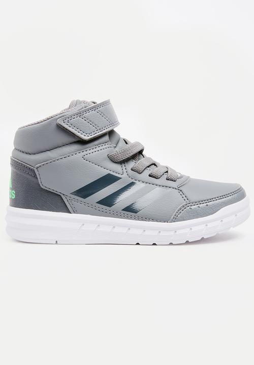 e33563bca8366 AltaSport Mid EL Sneaker Grey adidas Performance Shoes