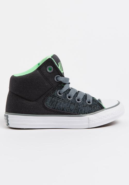 49a422366a23 Chuck Taylor All Star High Top Sneaker Charcoal Converse Shoes ...