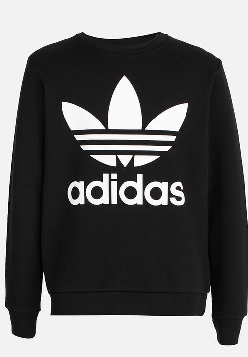 a84c08573 J W Crew Sweater Black adidas Originals Jackets & Knitwear ...