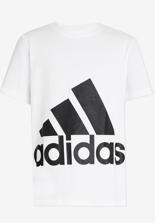 2c1b8285ee5873 Big Logo Tee White adidas Performance Tops | Superbalist.com
