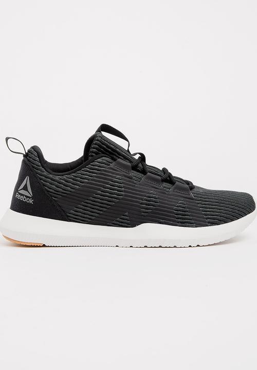 0957dafdc64d05 Reago Pulse Sneakers Grey Reebok Trainers