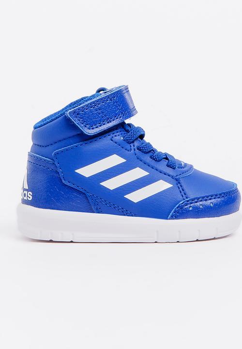 brand new 0b8d2 4fd9f adidas Performance - AltaSport Mid EL Sneaker Blue