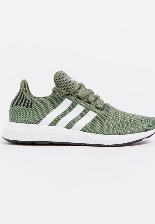 Swift Run Khaki Green adidas Originals