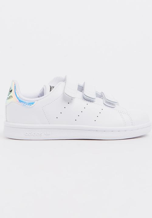 bb9300eb2af Stan smith cf c - metallic silver and white adidas Originals Shoes ...