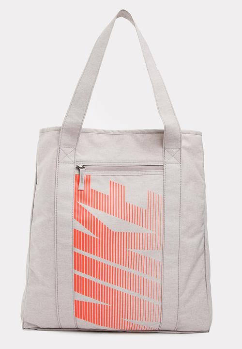 893dc1d1f6f89 Nike Gym Training Tote Grey Nike Bags   Purses