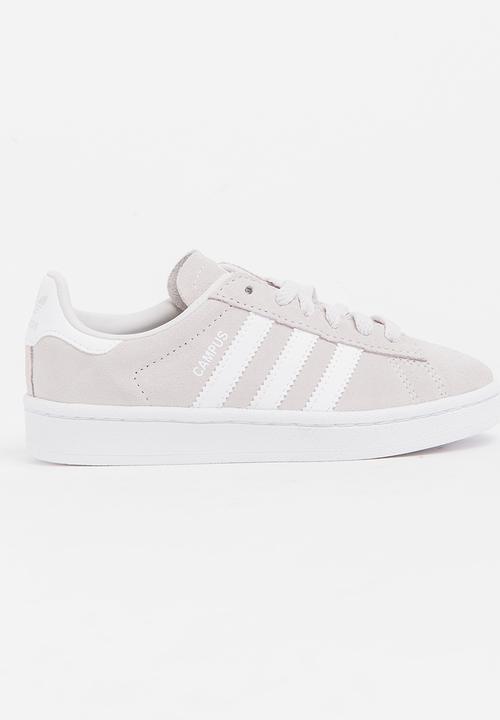 Campus Sneaker Pale Grey adidas Originals Shoes  567c9ae9f