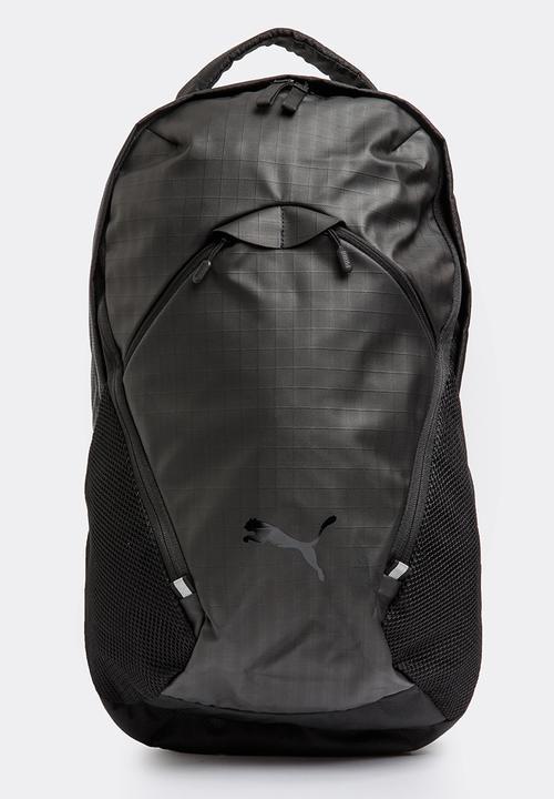 176b2709d242 Puma Ultimate Pro Backpack Black PUMA Bags   Wallets