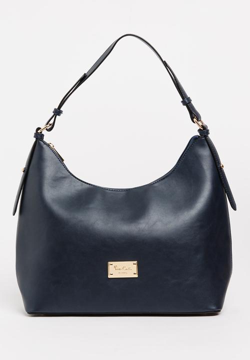 8a1fbb83bd Andrea Hobo Bag Navy Pierre Cardin Bags   Purses