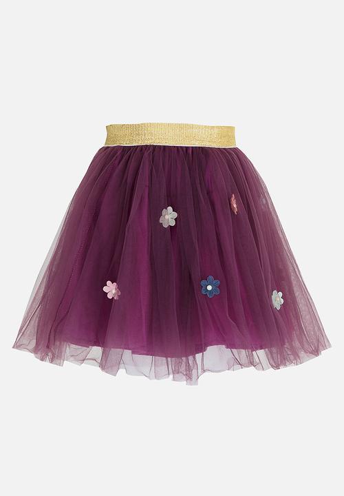 dad78032527b Girls Tutu Skirt Mid Purple POP CANDY Dresses & Skirts   Superbalist.com