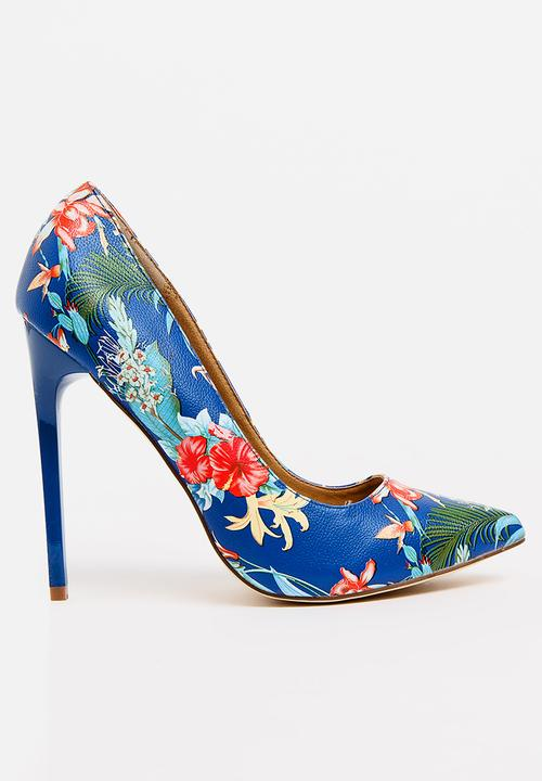 7427bd340dc Chantelle Floral Courts Blue