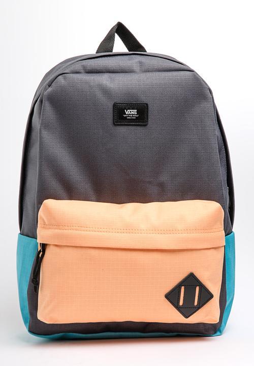 8889a41156 Old Skool II Backpack Mid Blue Vans Bags & Wallets | Superbalist.com