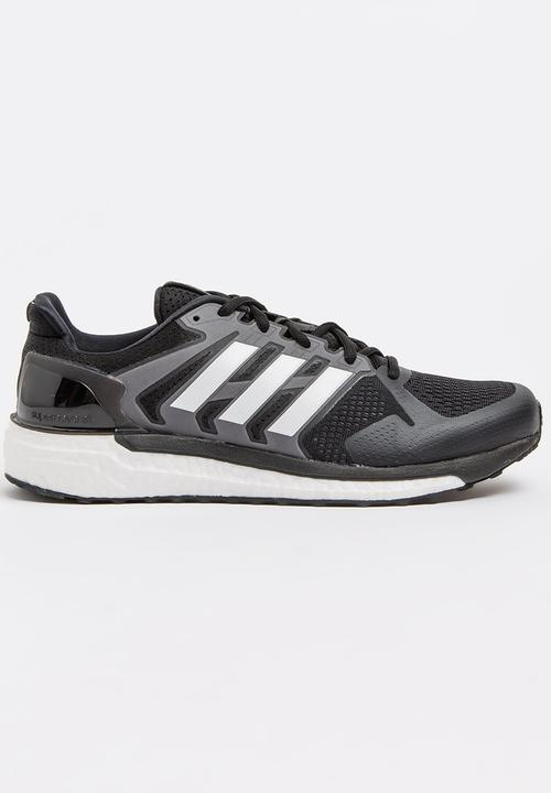 3f9127d0c33 Supernova ST Runners Black and White adidas Performance Trainers ...