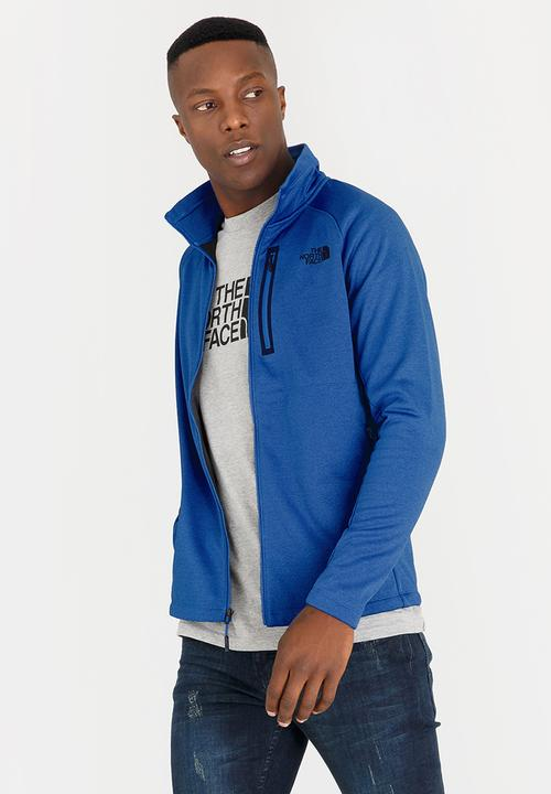 76fe4c677f Canyonlands Full Zip Sweatshirt Blue The North Face Hoodies & Sweats ...