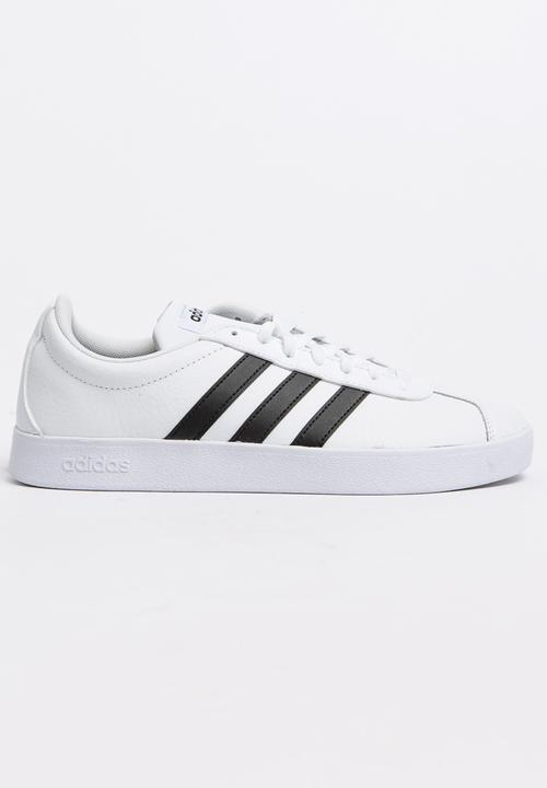 96e871d4867c adidas VL Court 2.0 Leather Sneakers White adidas Originals Sneakers ...