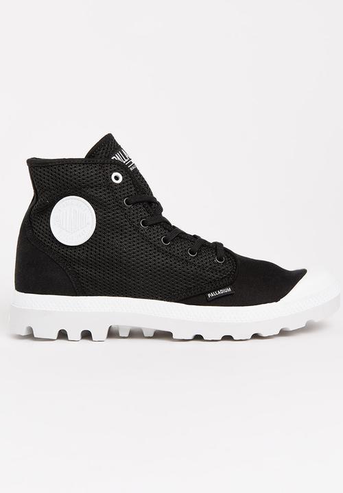 ce1304e36f0 Pampa Hi Mesh Boots Black Palladium Boots | Superbalist.com
