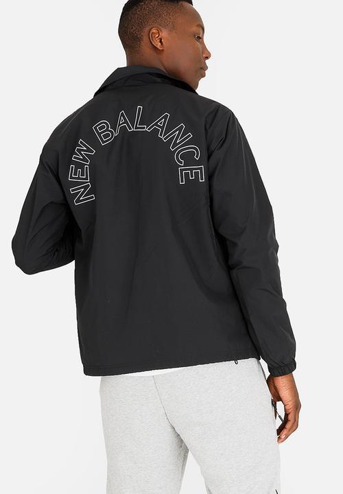 406265fbb4a64 Classic Coaches Jacket Black New Balance Hoodies, Sweats & Jackets ...