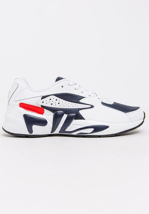 c71fdc8dbb11 Fila Mindblower Sneakers White FILA Sneakers