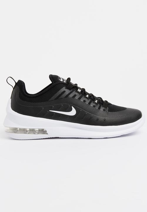 2d25bbcebf Nike Air Max Axis Trainers Black and White Nike Trainers ...