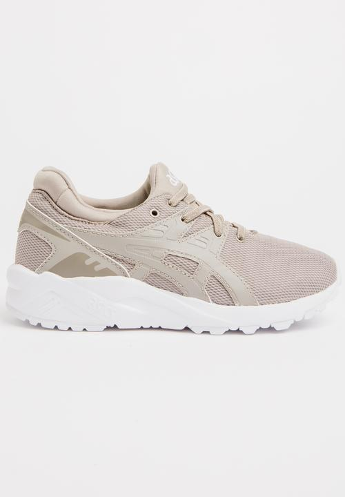 eb239d4f72e5 Gel-Kayano Trainer EVO GS Sneaker Nude Asics Tiger Shoes ...
