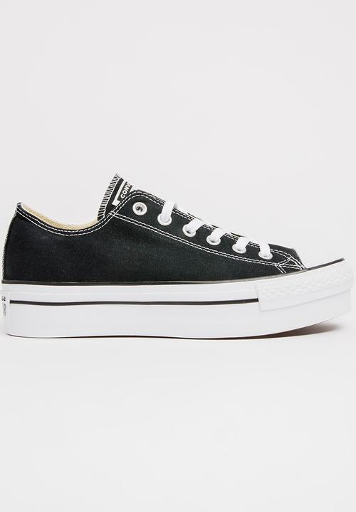 add45090c6c8 Chuck Taylor All Star Platform Sneakers Black Converse Sneakers ...