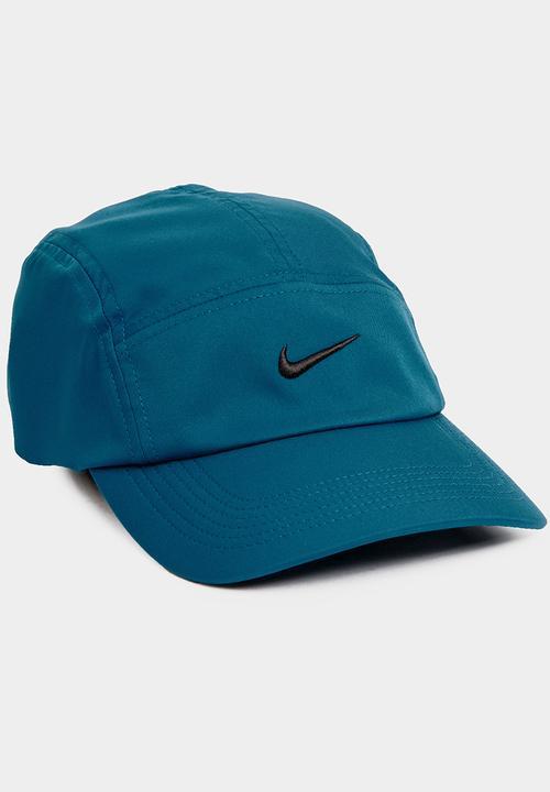 7a2a3df2ee407 Nike AW84 Running Cap Mid Blue Nike Headwear