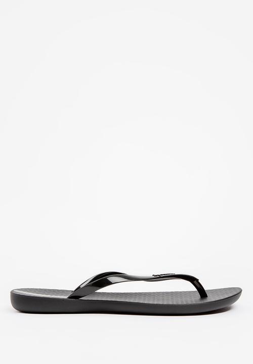 b2d05207890a0 Wave Flip-flops Black Ipanema Sandals   Flip Flops