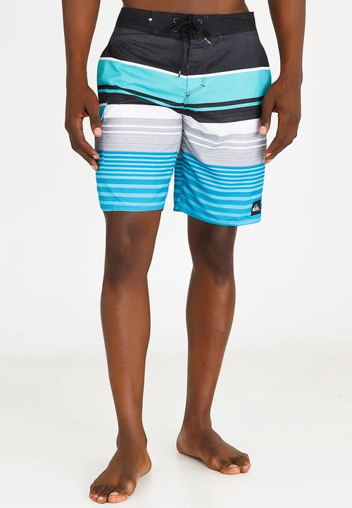 494f3cea9feb9 Every Print Swim Shorts Black Quiksilver Swimwear | Superbalist.com
