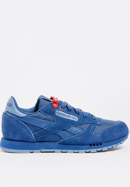198d4ffc5 Reebok Classic leather - CN4703 - blue Reebok Classic Shoes ...
