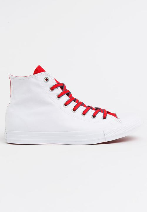 839ac7d2356 Chuck Taylor All Star High Top Sneakers White Converse Sneakers ...