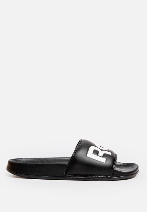 e516f763783d Classic Slide Black Reebok Classic Sandals   Flip Flops ...