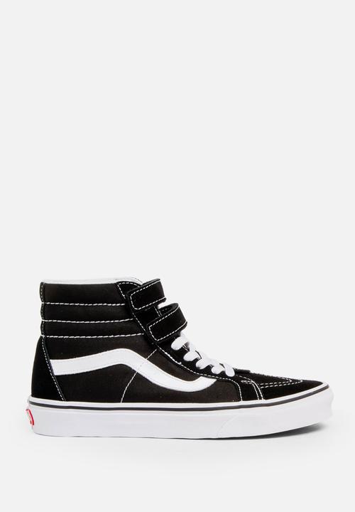 b8b2b190c8 Sk8-Hi Reissue V - VA3MV66BT- sneakers - black Vans Sneakers ...