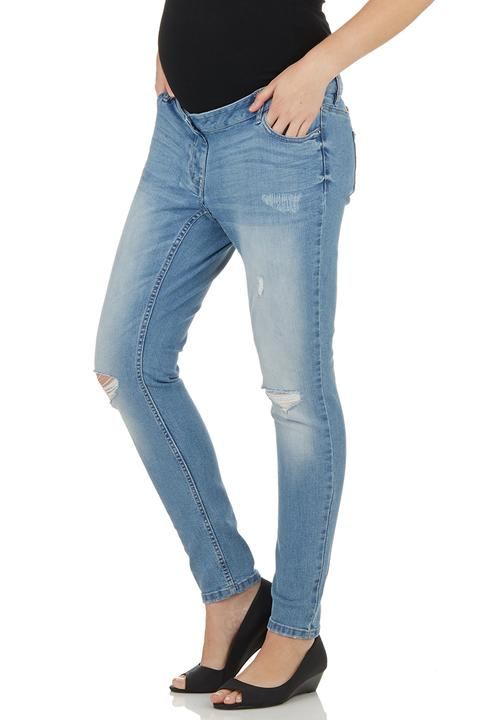 148e35d60ef4f Over-the-bump Skinny Jeans Pale Blue Pale Blue Next Bottoms ...