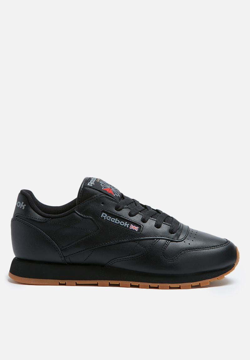 Classic Leather Foundation - Black/Gum