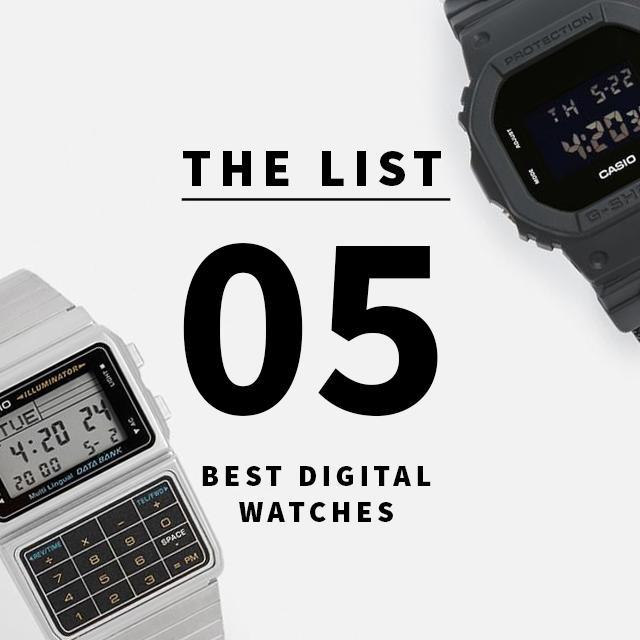 Best digital watches