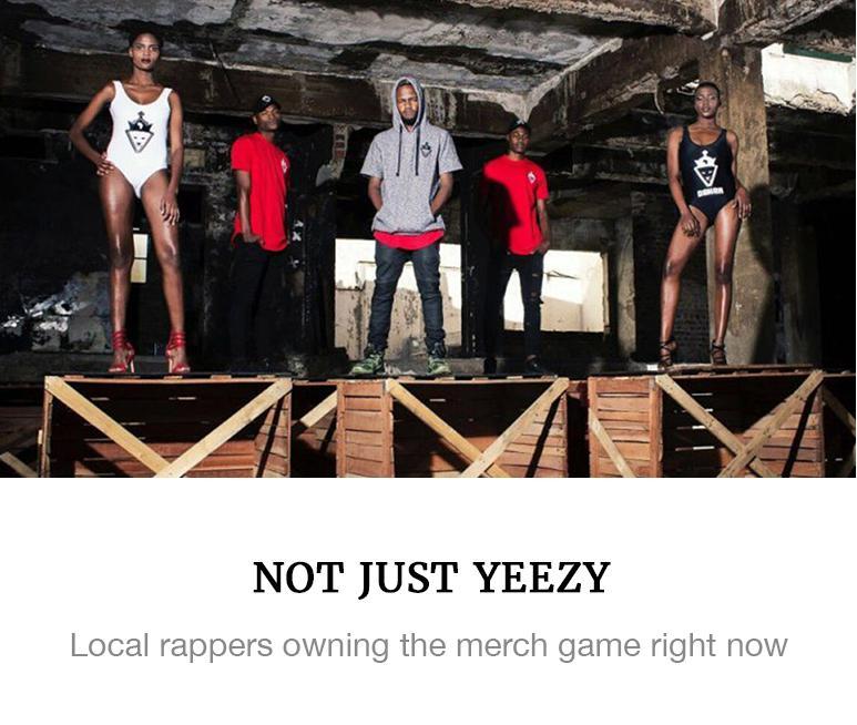 South African Rap Merch