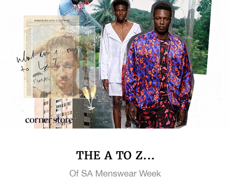 sa menswear week
