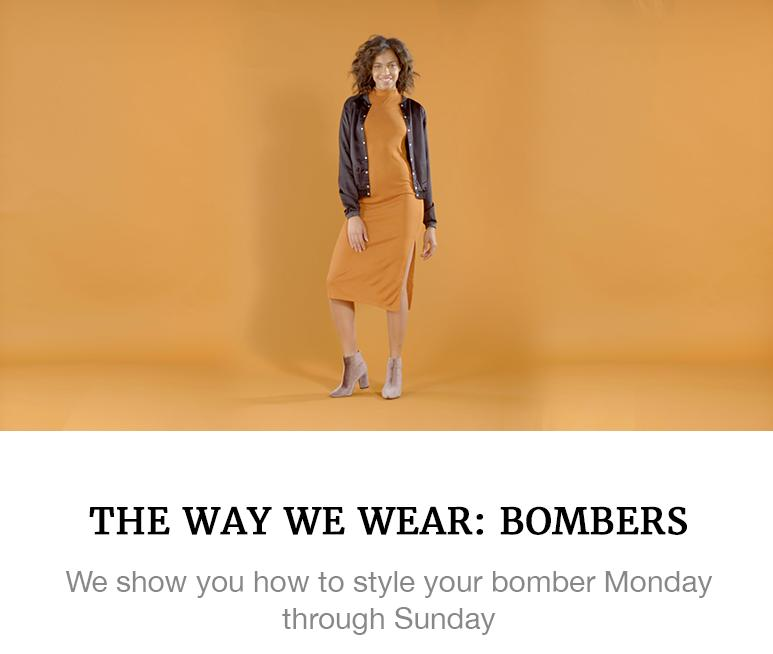 kelly fung styles women's bombers superbalist fashion video blog