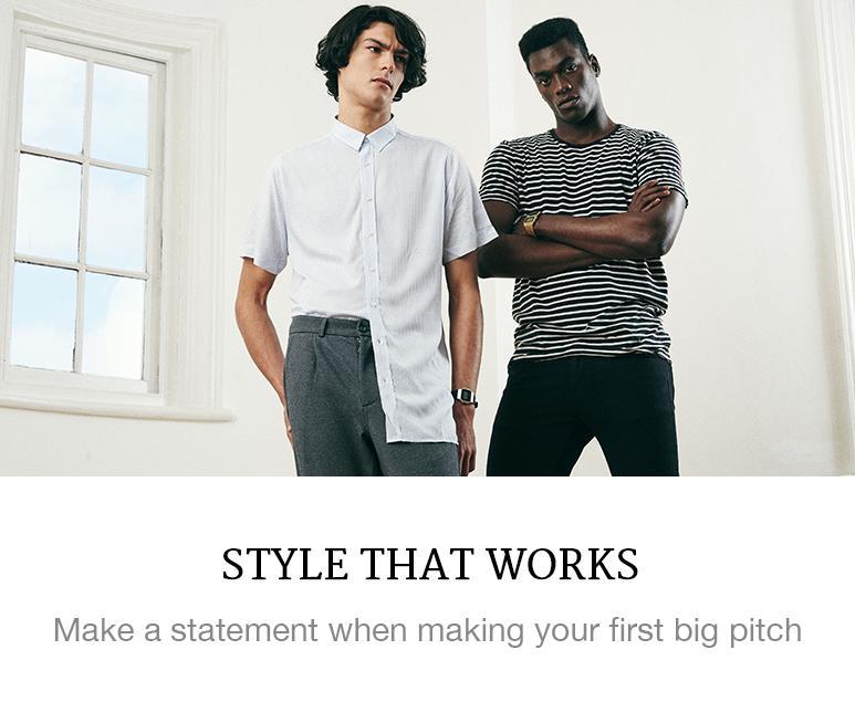 how to dress like a creative