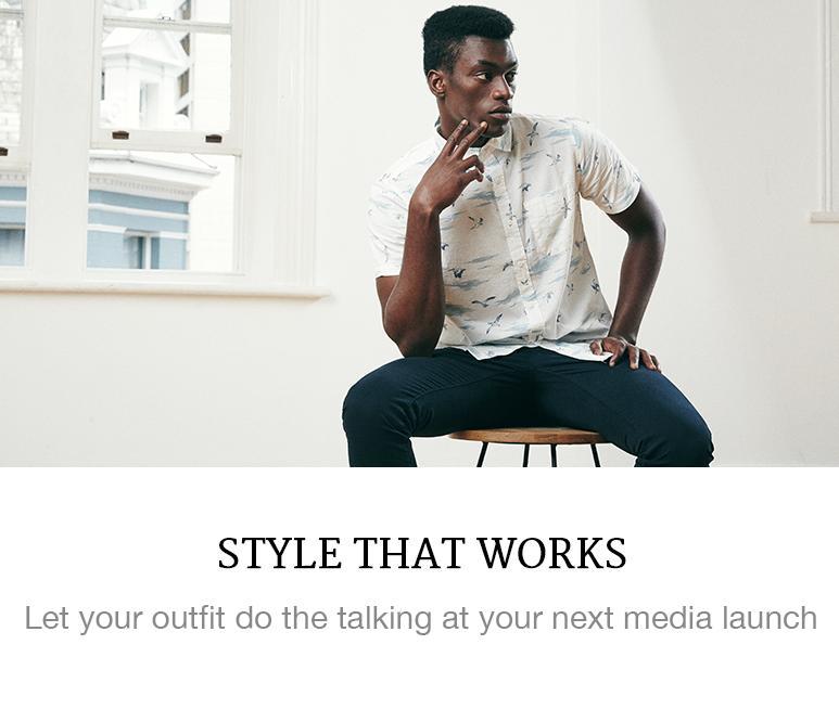 Work the Freelancer Look