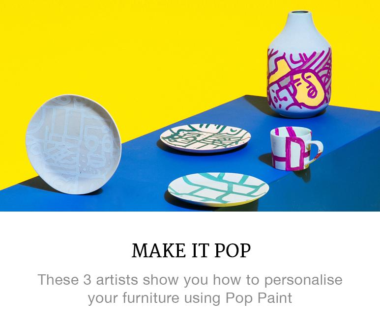 Make Your Apartment Pop